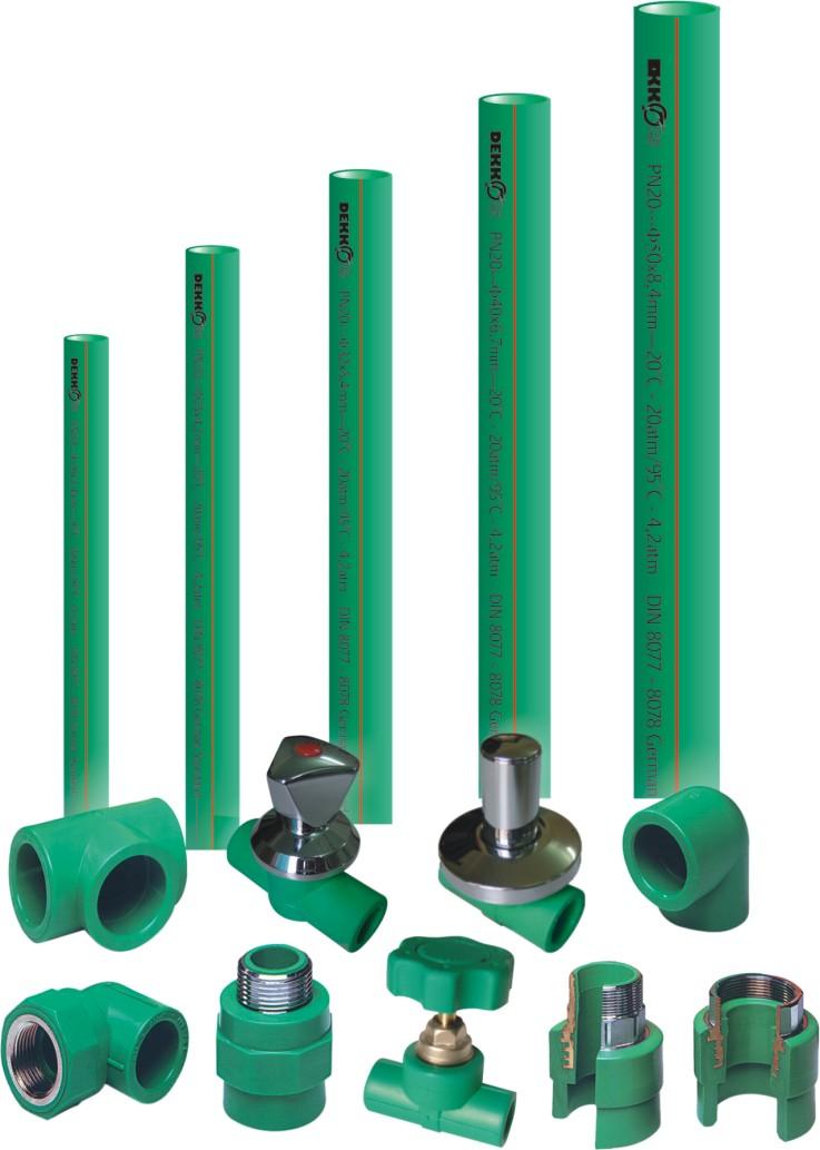 Điểm nổi bật của ống nhựa PPR DEKKO